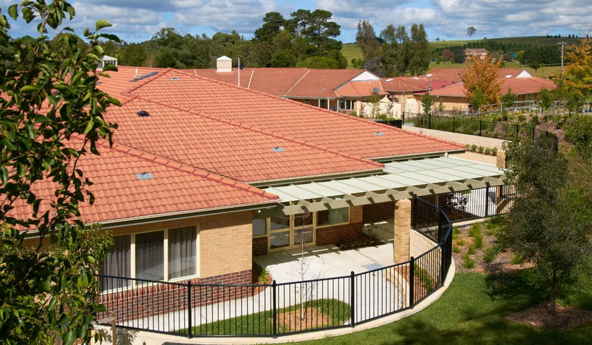 Moss Vale retirement senior independent living