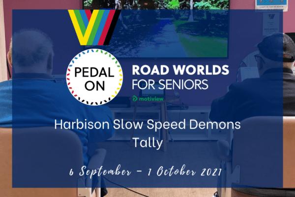 harbison-road-worlds-for-seniors-2021-slow-speed-demons-tally